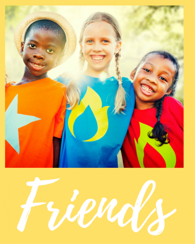 Is Friendship the Truest Form of Inclusion?
