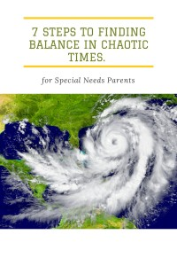 7 Steps to Finding Balance in Chaotic Times.
