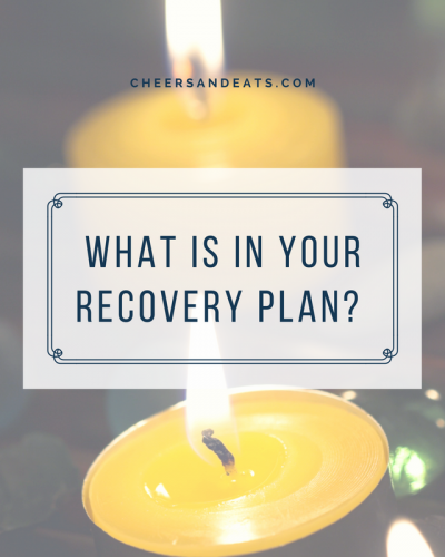 What is in Your Recovery Plan? A holiday survival guide.